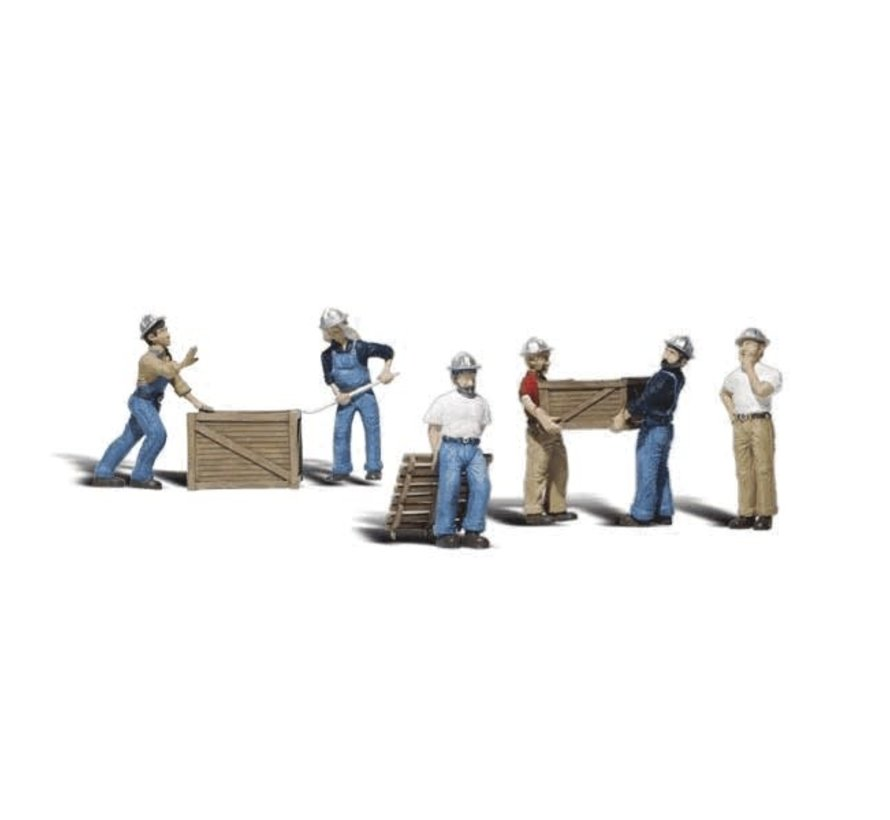 Woodland : O  Dock Workers