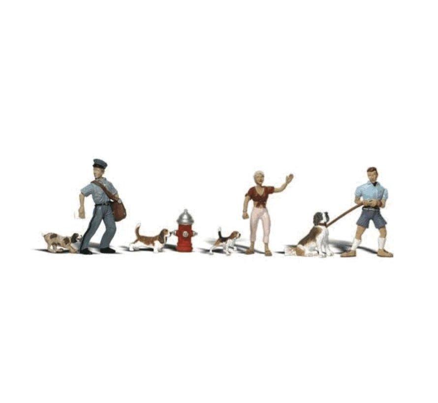 Woodland : O People & Pets