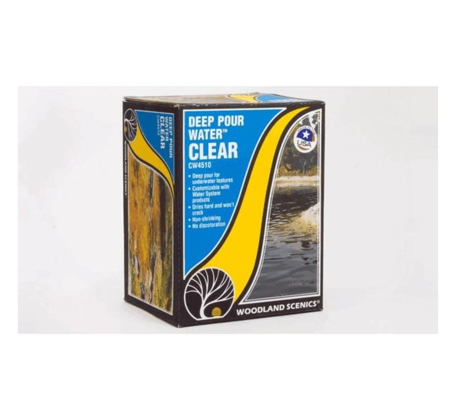 Woodland : Deep Pour Water - Clear