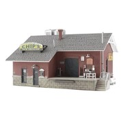 WOODLAND WDS-4927 - Woodland : N Chips House