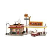 WOODLAND WDS-5029 - Woodland : HO Drive DIne