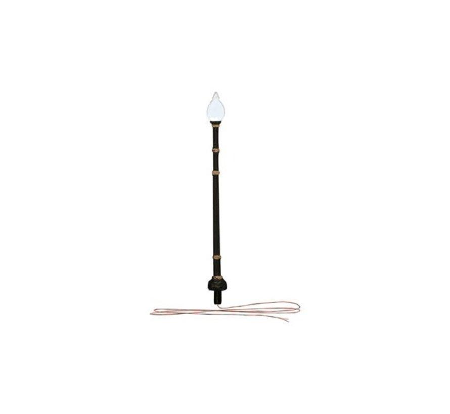 Woodland : HO Just Plug Lamp Post Street