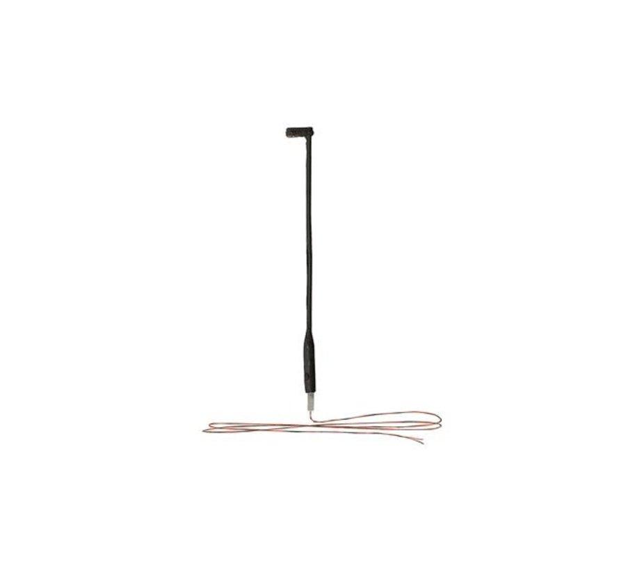 Woodland : HO Just Plug Metal Lamp