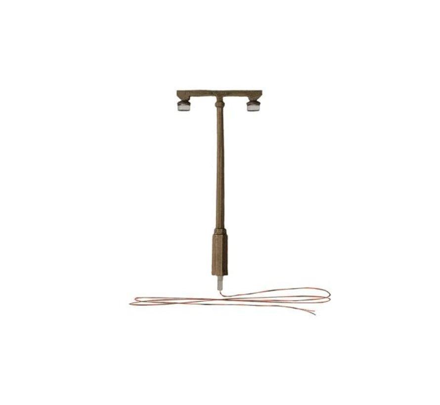 Woodland : HO Just Plug Twin Lamp