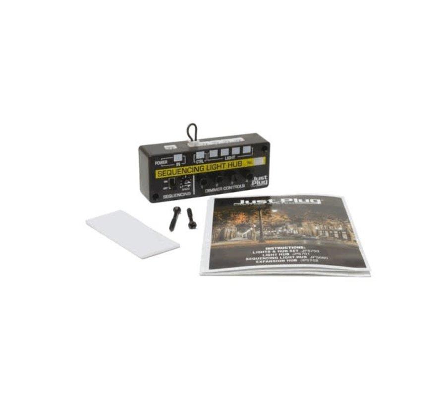 Woodland : Just Plug Sequencing Light Hub
