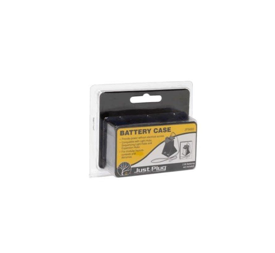 Woodland : Just Plug Battery Case