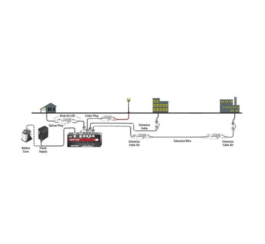 Woodland : Just Plug Splicer Plugs