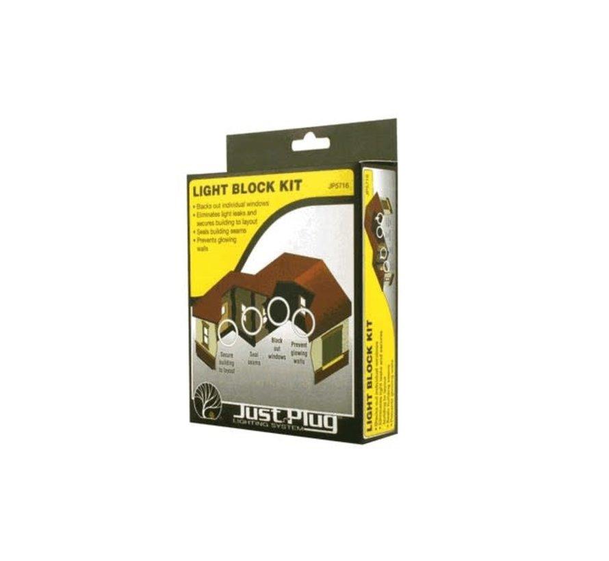 Woodland : Just Plug Light Block Kit
