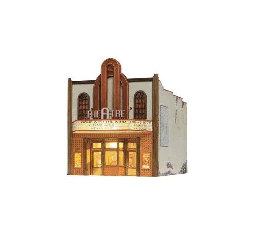 Woodland : O Theater