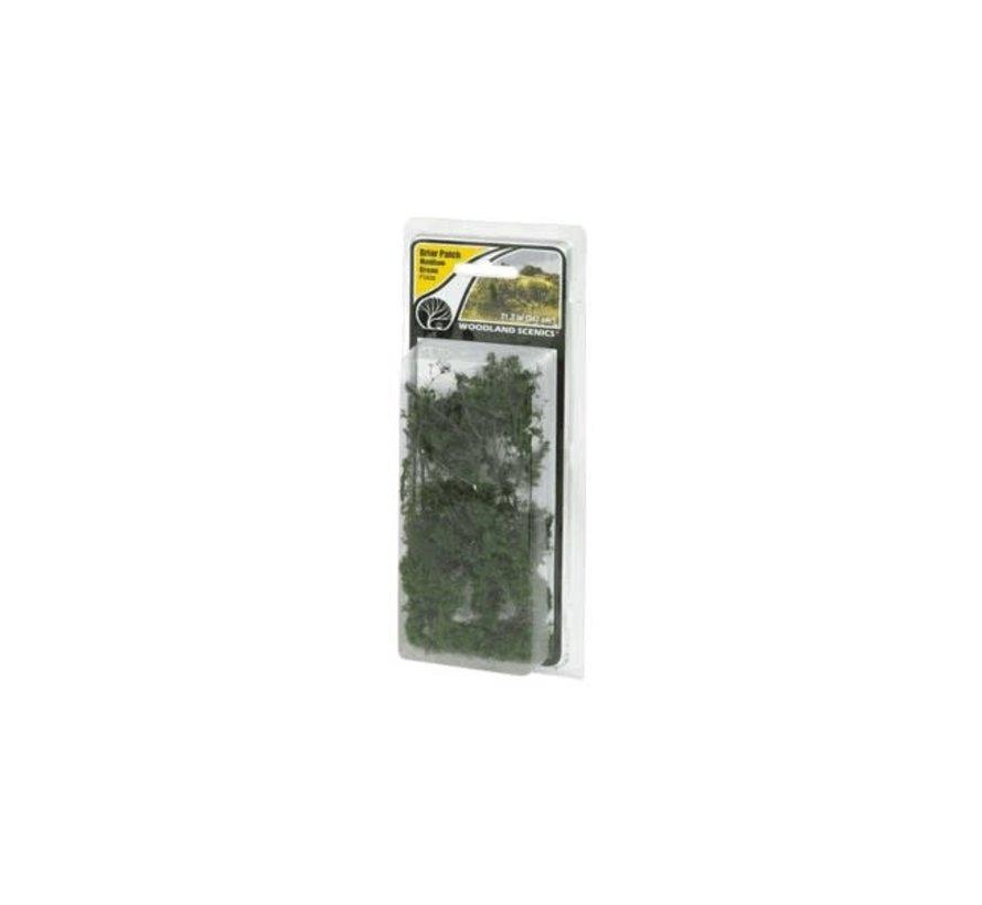 Woodland : Briar Patch Medium Green