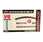KATO KAT-208651 - Kato : N Track V6 Outside Loop