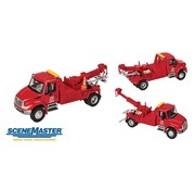 WALTHERS WALT-949-11531 - Walthers : HO Intl 4300 Tow Truck Red