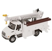 WALTHERS WALT-949-11733 - Walthers : HO 4300 Util w/Drl Wht MOW