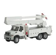 WALTHERS WALT-949-11753 - Walthers : HO 7600 Util w/Bkt Wht MOW
