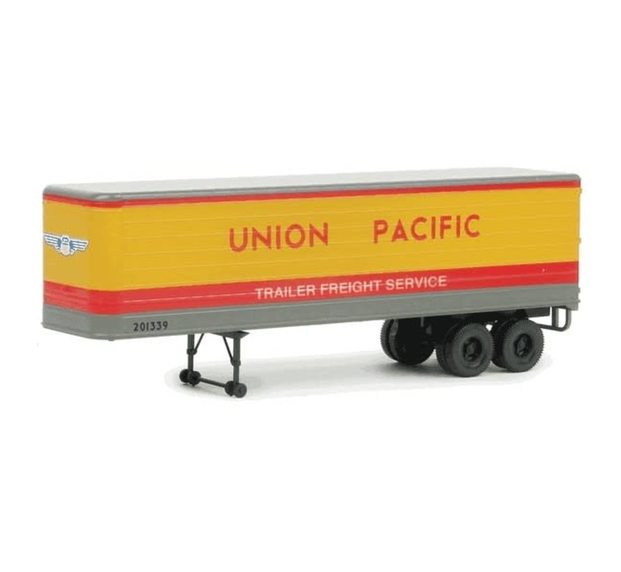 Walthers : HO UP 35' Trailer 2x