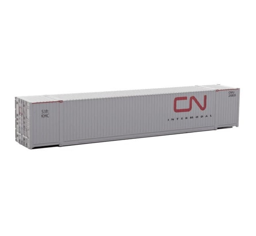 Walthers : HO 53' CN Container