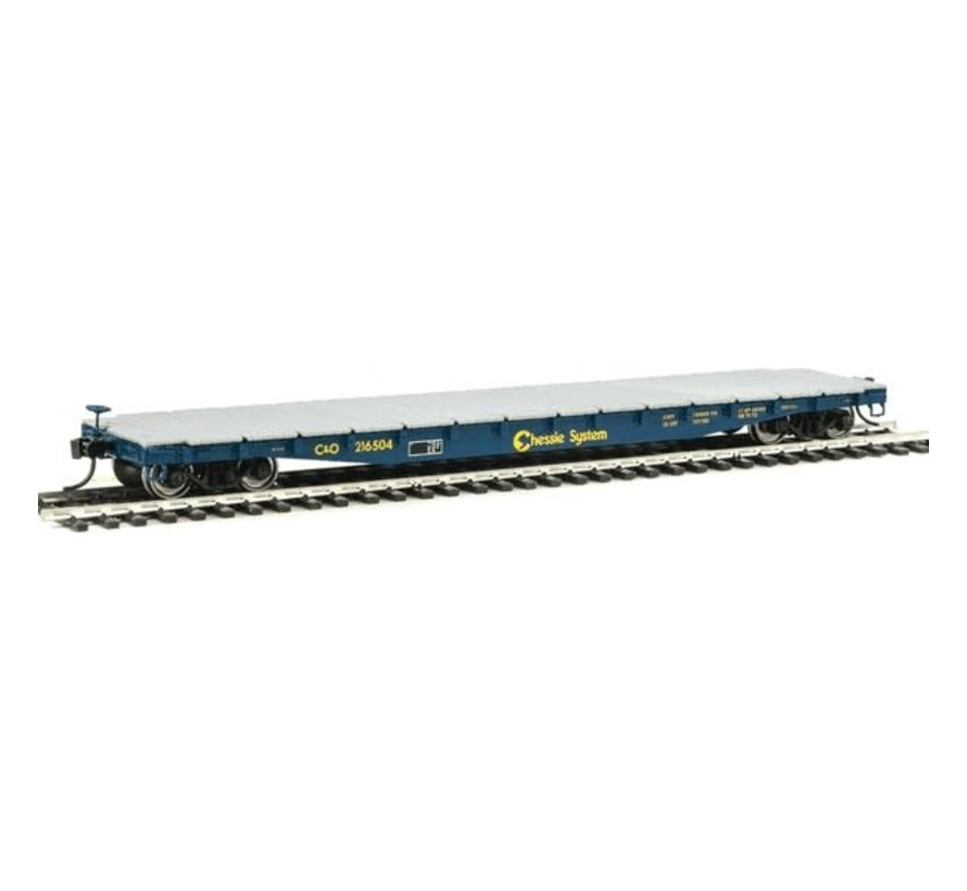 Walthers : HO C&O ARR Flat Car