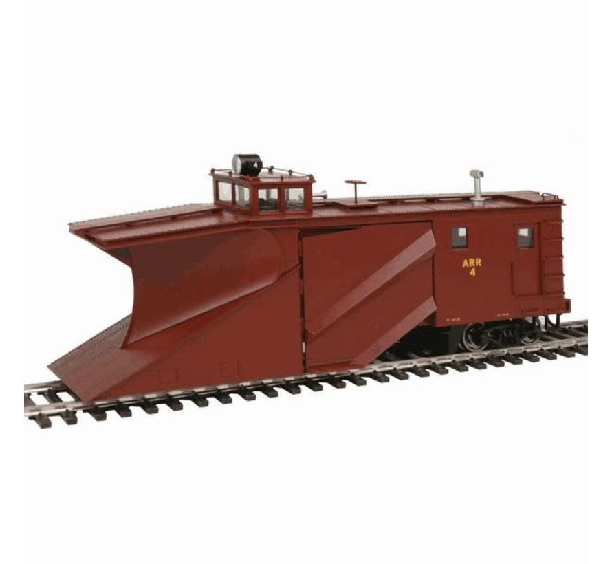 Walthers : HO ALaska Snow Plow