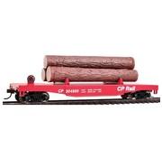 WALTHERS WALT-931-1771 - Walthers : HO CP Log Dump Car