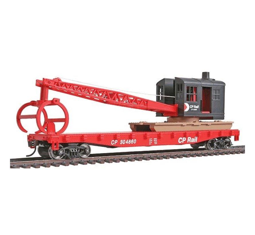 Walthers : HO CP Log Crane