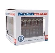 WALTHERS WALT-931-806 - Walthers : HO Gemini Building BU