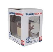 WALTHERS WALT-931-810 - Walthers : HO Trackside Signal Tower