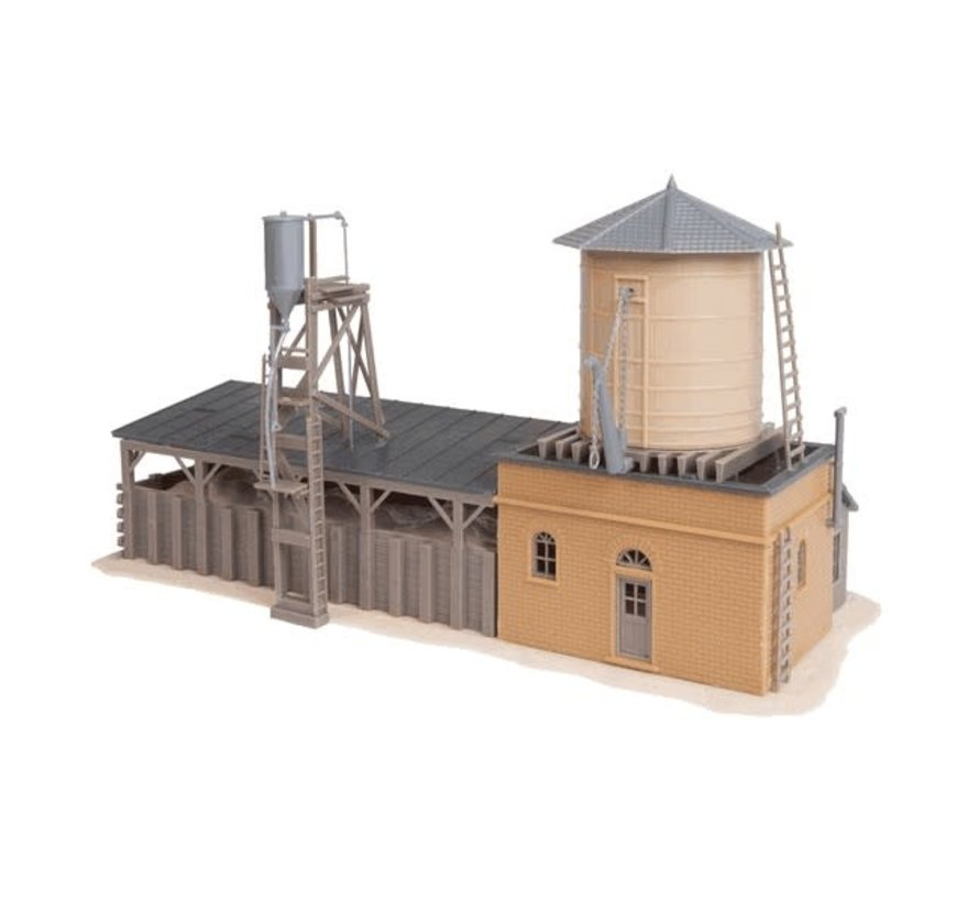 Walthers : HO Sand and Water Facility KIT