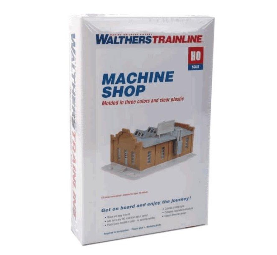 Walthers : HO Machine Shop KIT