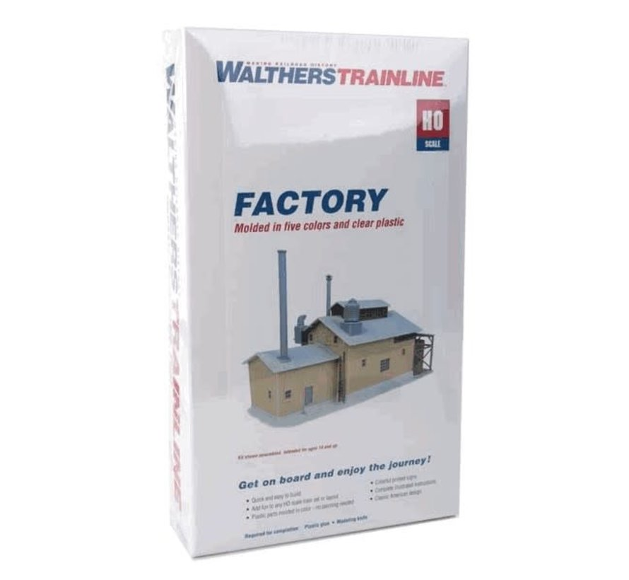 Walthers : HO Factory Kit
