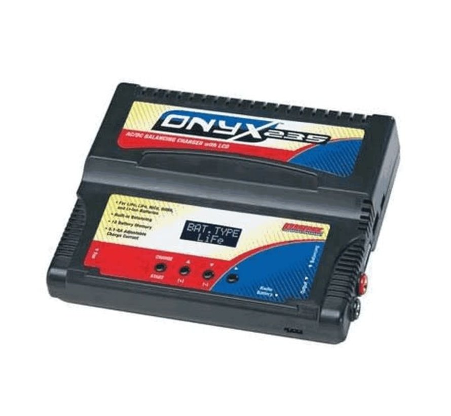 ONYX : RC Charger 235 AC/DC