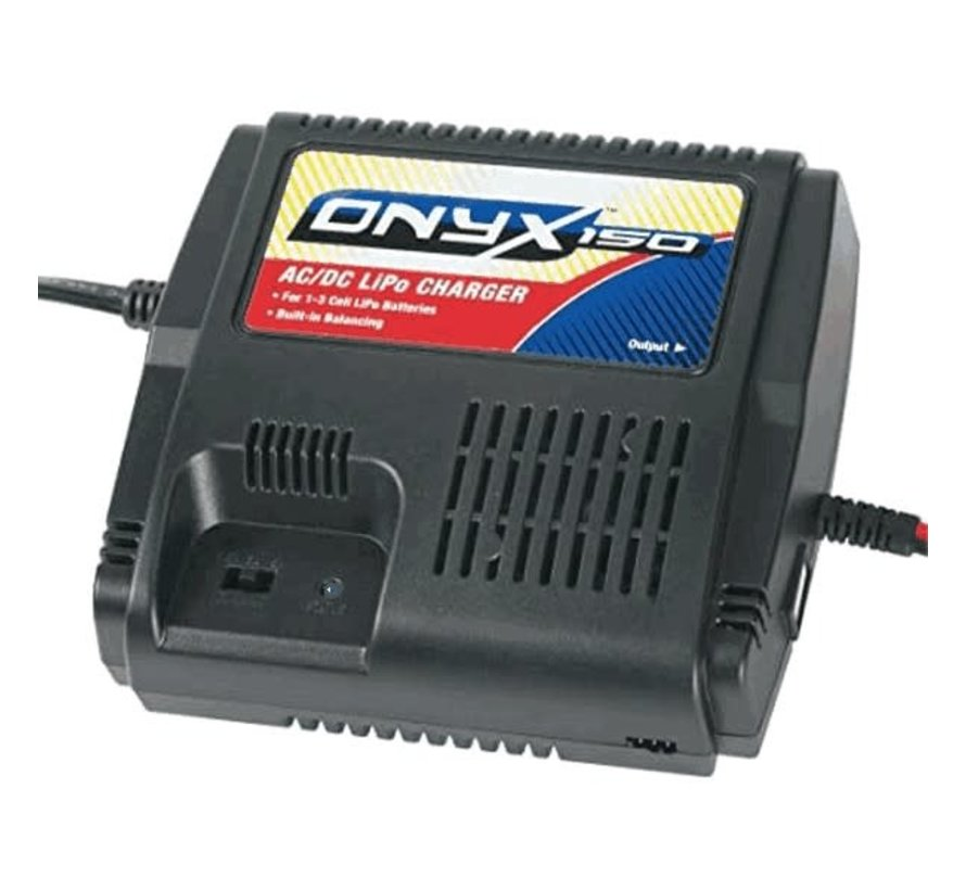 ONYX : RC Charger 150 AC/DC Lipo