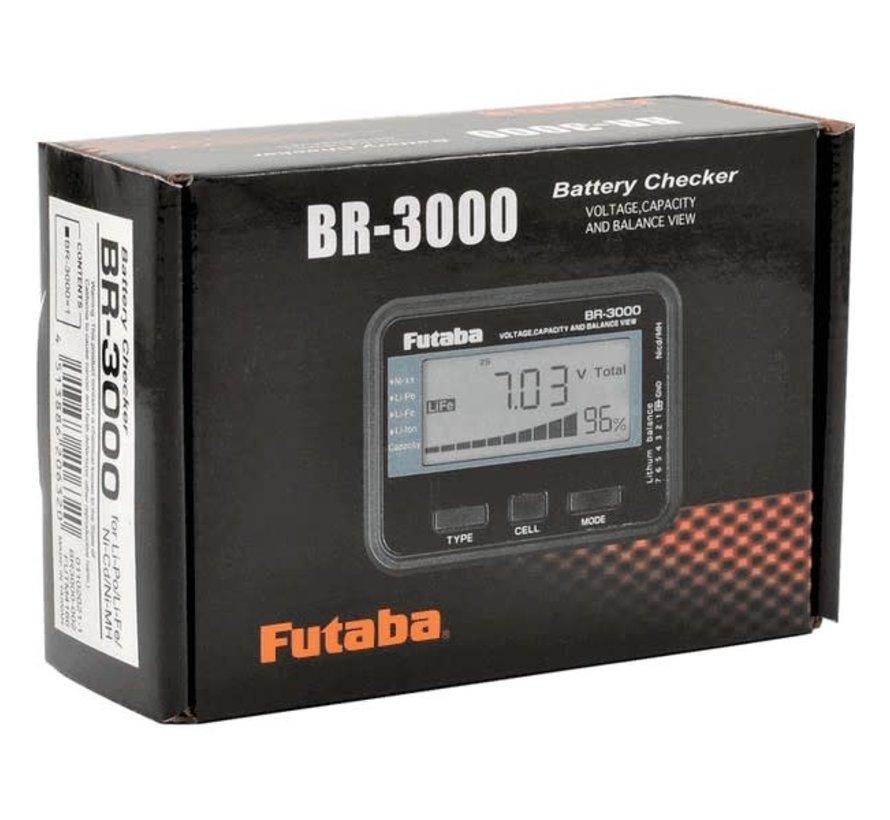 Futaba : BR-3000 Battery Checker