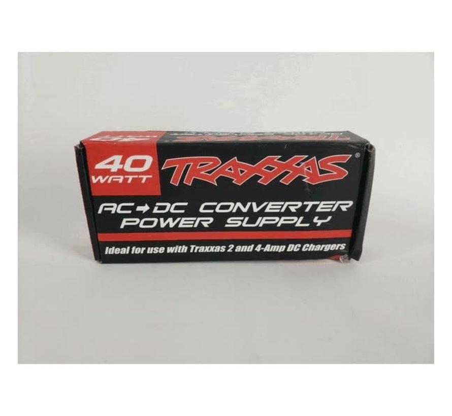Traxxas : AC/ to DC Converter Power Supply (2976)