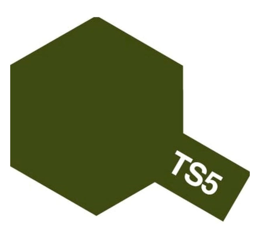Tamiya : TS-5 OLIVE DRAB