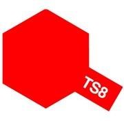 TAMIYA Tamiya : TS-8 ITALIAN RED