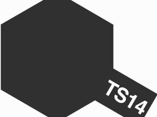 TAMIYA Tamiya : TS-14 BLACK