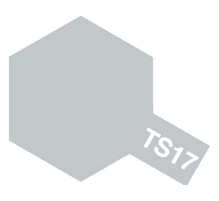 Tamiya : TS-17 ALUMINUM SILVER