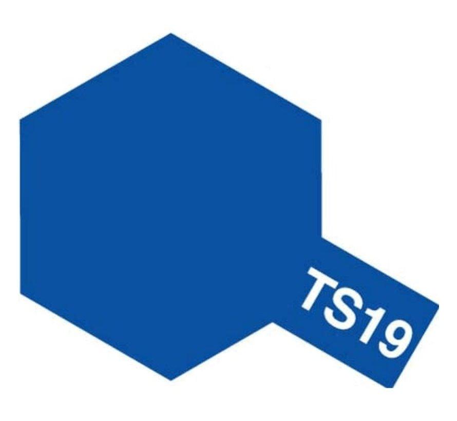 Tamiya : TS-19 METALLIC BLUE