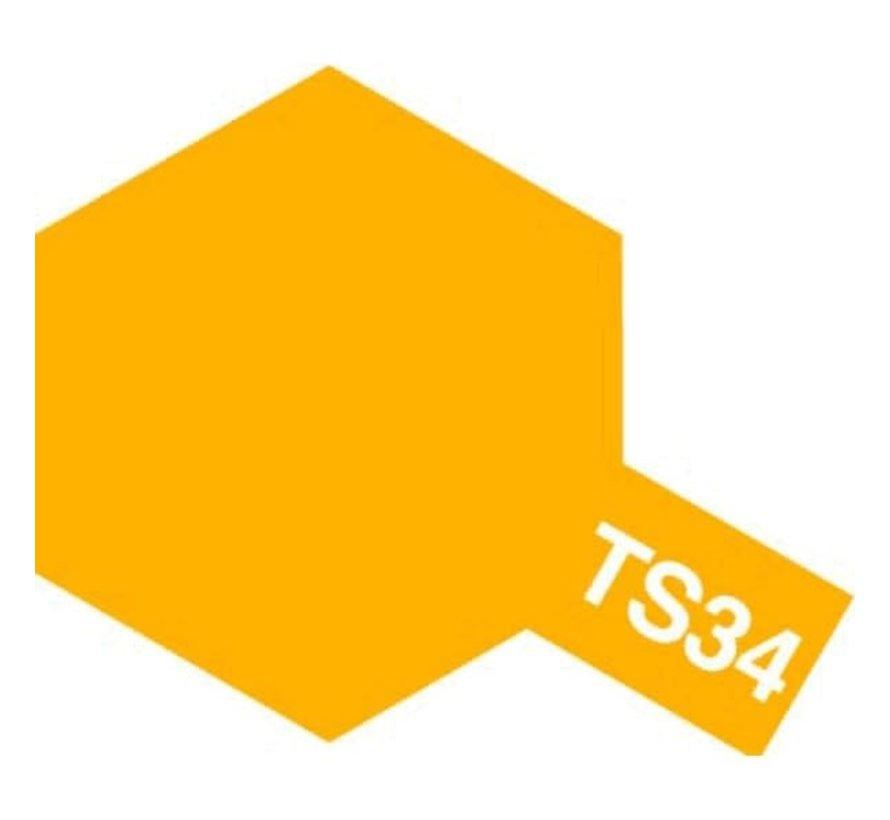 Tamiya : TS-34 CAMEL YELLOW