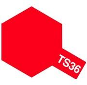 TAMIYA Tamiya : TS-36 FLUORESCENT RED