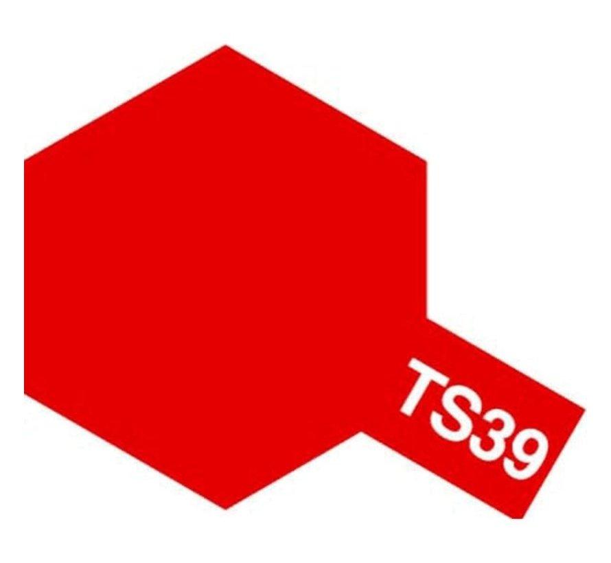 Tamiya : TS-39 MICA RED
