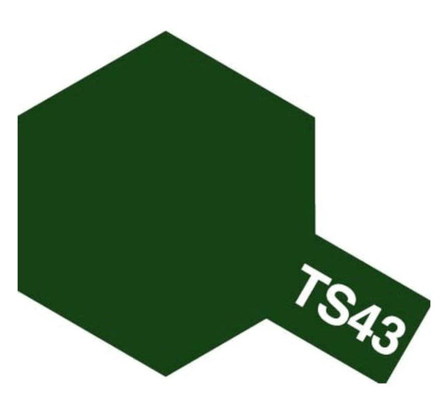 Tamiya : TS-43 RACING GREEN