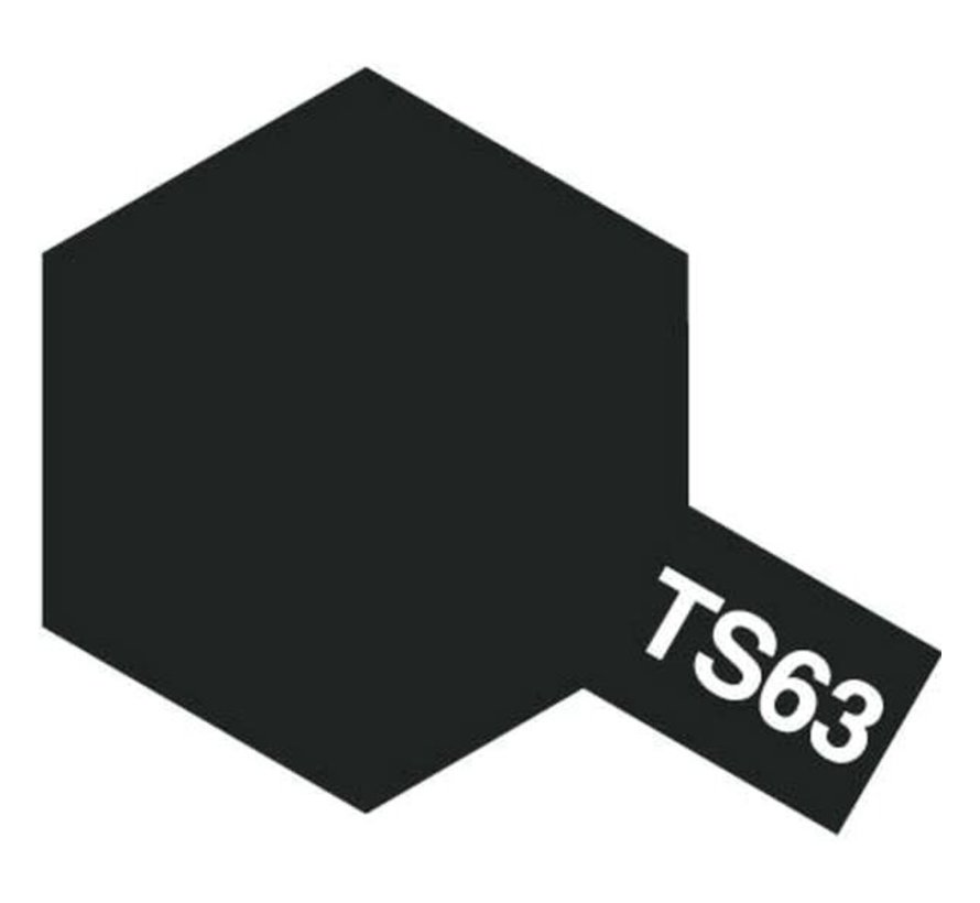 Tamiya : TS-63 NATO BLACK