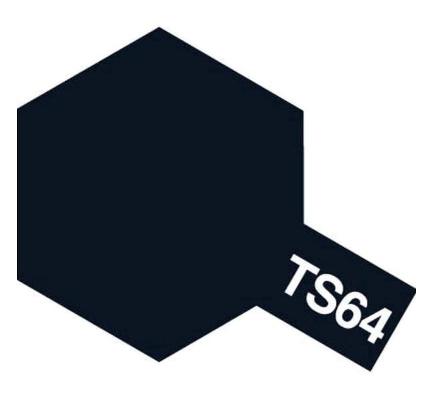 Tamiya : TS-64 DARK MICA BLUE