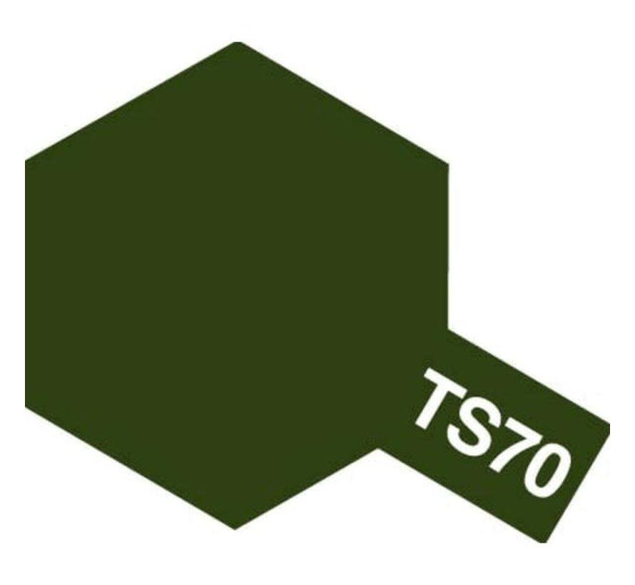 Tamiya : TS-70 OLIVE DRAB (JGSDF)