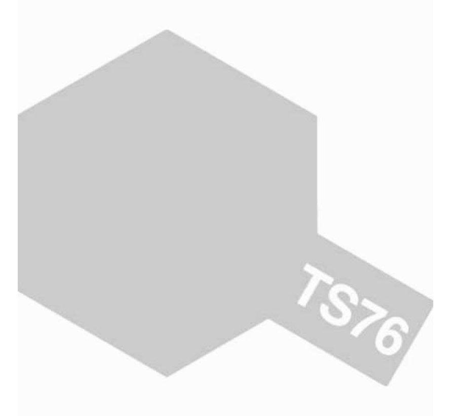 Tamiya : TS-76 MICA SILVER