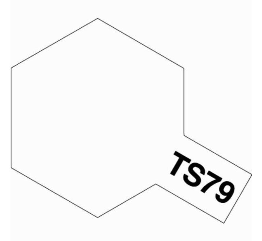 Tamiya : TS-79 SEMI GLOSS CLEAR