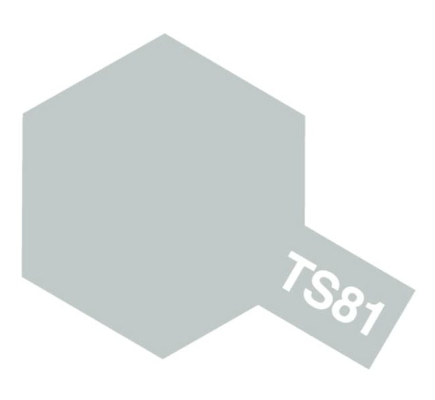 Tamiya : TS-81 BRITISH NAVY GRAY