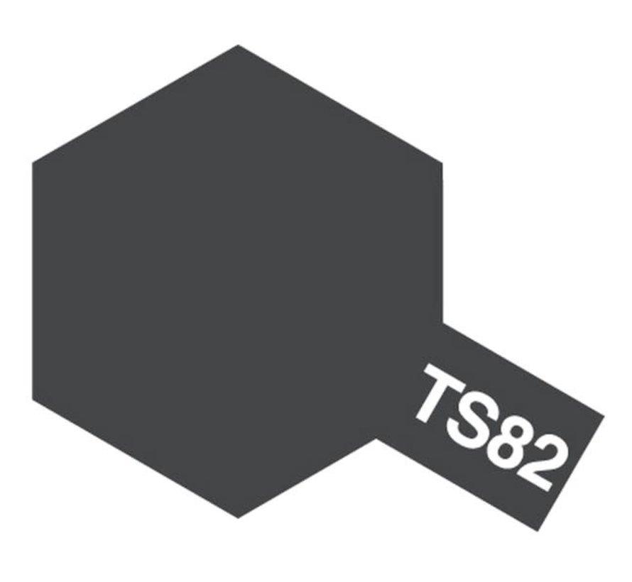 Tamiya : TS-82 BLACK RUBBER