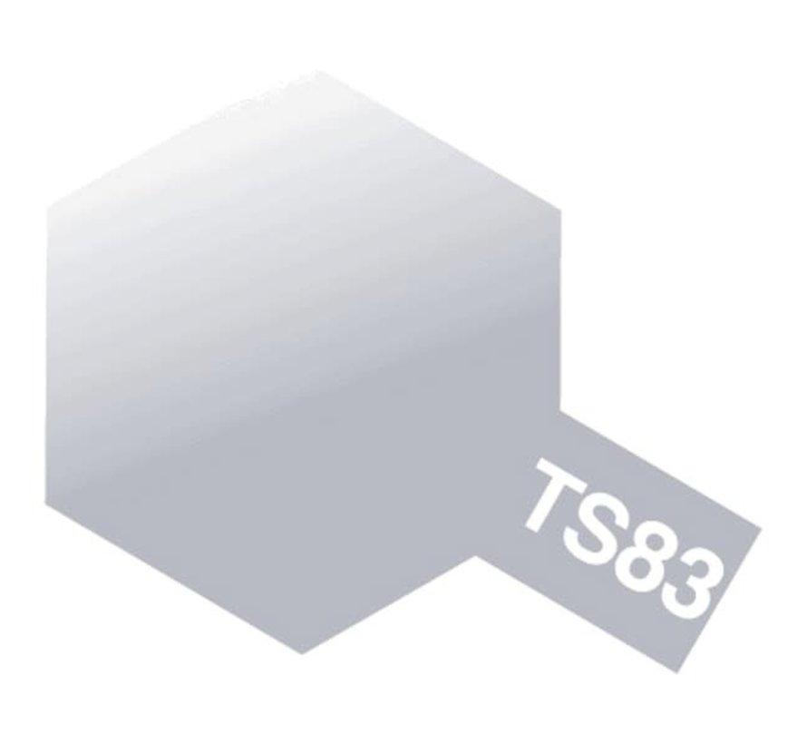 Tamiya : TS-83 METALLIC SILVER